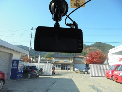 11月28日「ドライブレコーダー」
