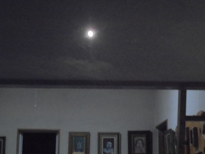 12月6日「夜の室内」