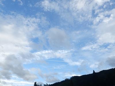 8月9日「空」