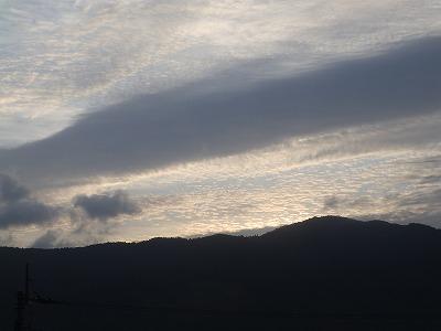 Photos: 9月21日「日の出」