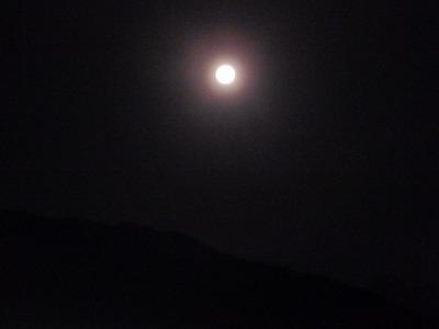 10月3日「十五夜の月」
