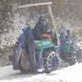 Photos: 1月7日「除雪」