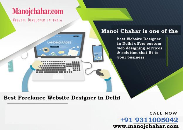 Website Designer in Delhi