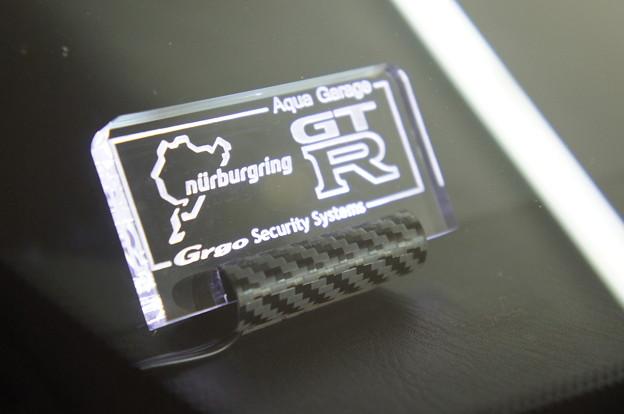 アクリルLEDスキャナー GT-R
