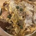 Photos: そば屋のかつ丼