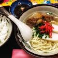 Photos: ソーキそばセット