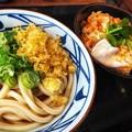 Photos: 冷やしぶっかけ&小親子丼