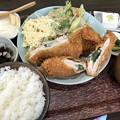 Photos: チキンカツ定食