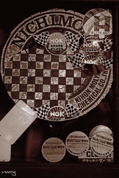 写真: checker