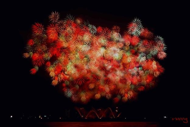 夜空に花束を