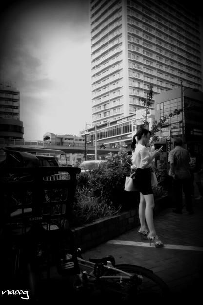 写真: ぷかり