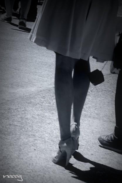 Photos: Leg line