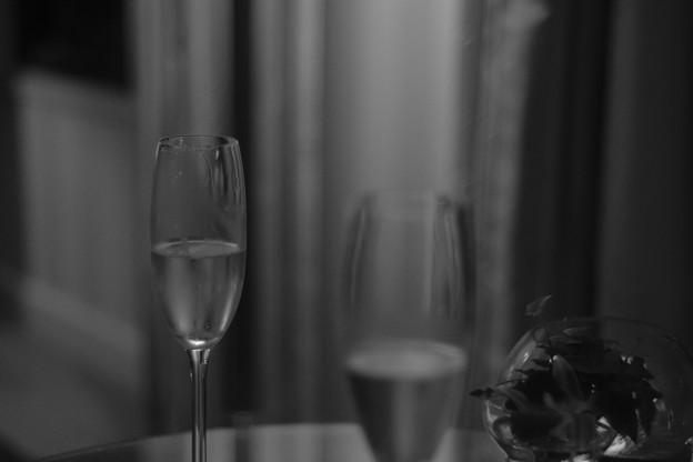 シャンパンの香り