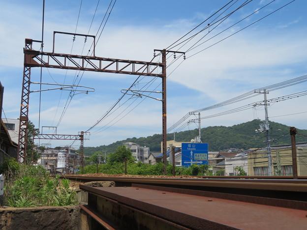 電車、来てくれ~