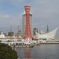Photos: Kobe 赤と白