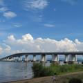 Photos: 夏の橋