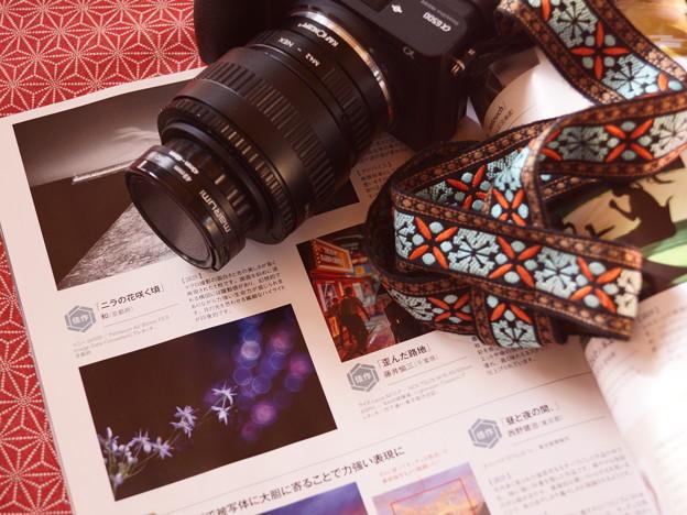 デジタルカメラマガジン「佳作」♪