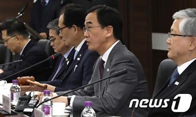 """韓国政府、""""北朝鮮代表団滞在費""""28億6000万ウォン支援を議決"""