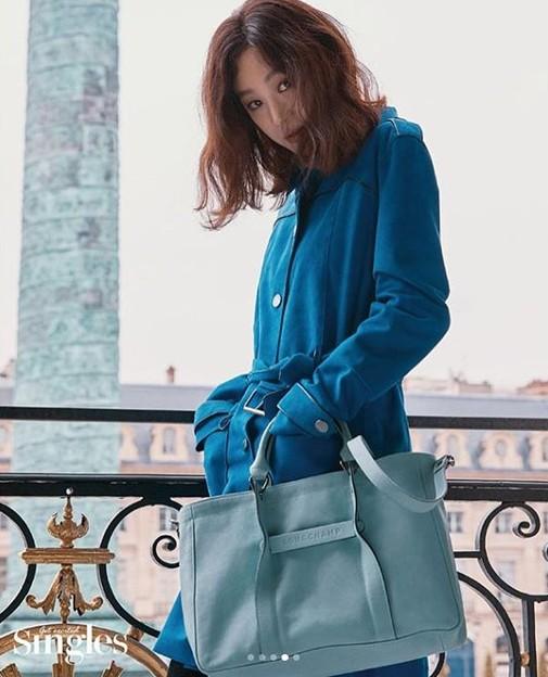 写真: #チョン・リョウォン#シングルス#パリの画像-4