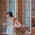 """チョン・リョウォン、パリを圧倒""""元祖ファッショニスタの風格""""-2"""