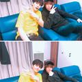 2PMニックン、ジュノの日本コンサート応援のため訪問...デビュー10年目にも相変らず美少年
