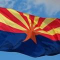 在米のコリアンの次なる標的になるかもしれないアリゾナ州旗。ご参考までに
