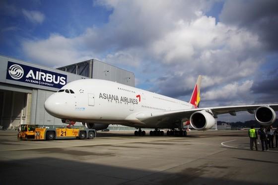 アシアナ旅客機、点検中にエンジンから火災…人命被害なし=韓国