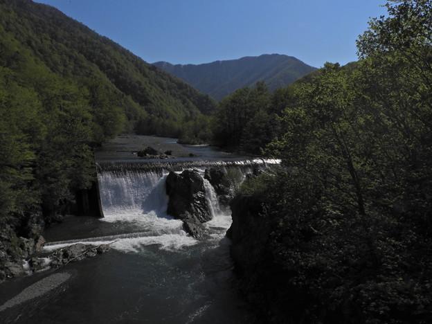 中札内村ピョウタンの滝