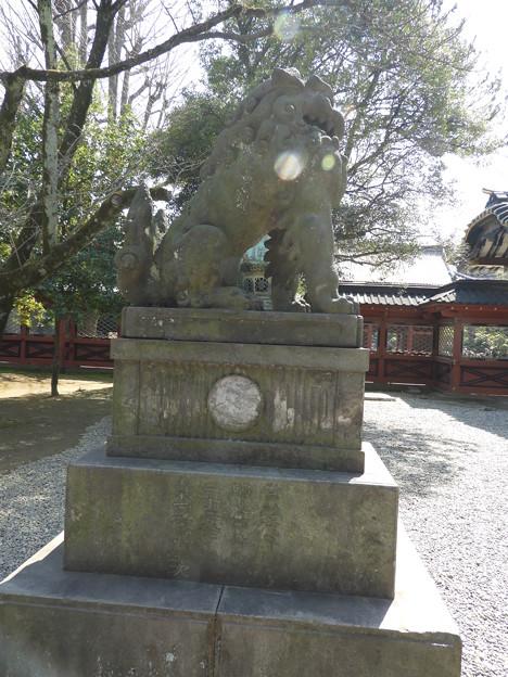 神社の門番の魂2