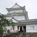 IMG_0044  小田原城(風魔忍者ベース基地)内入口