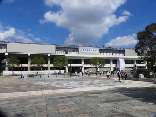 DSCN1352葛西臨海水族園最寄り駅