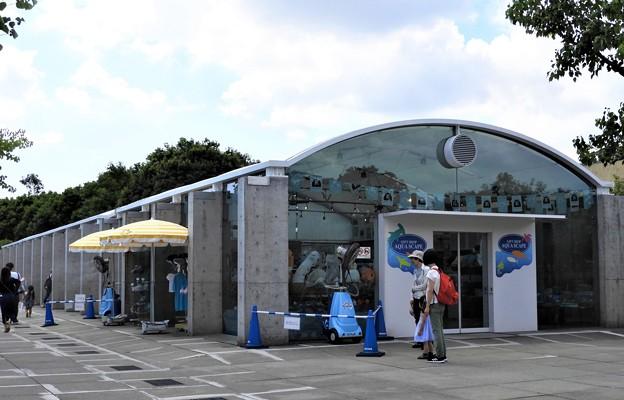 DSCN1362  葛西臨海水族園お土産店・レストラン