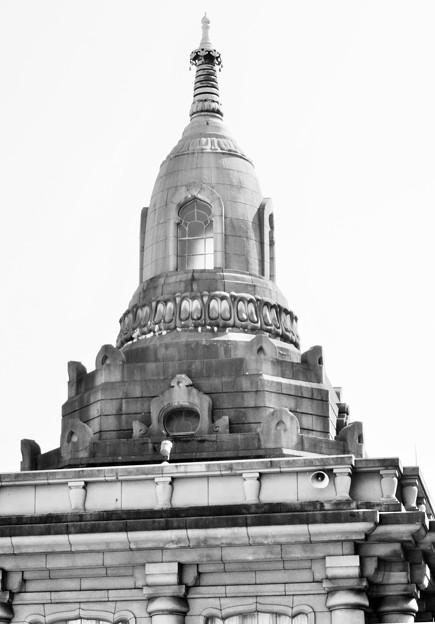 DSCN0040 築地本願寺ー7