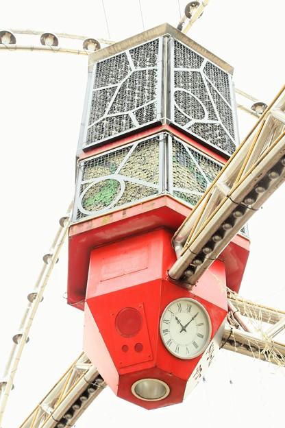 IMG_0502 おしゃれ横丁のモニュメント時計