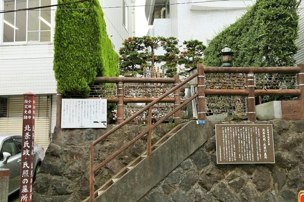 IMG_0489 北条氏政・氏照の墓所