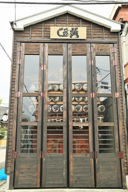 IMG_0559 町内山車保管庫