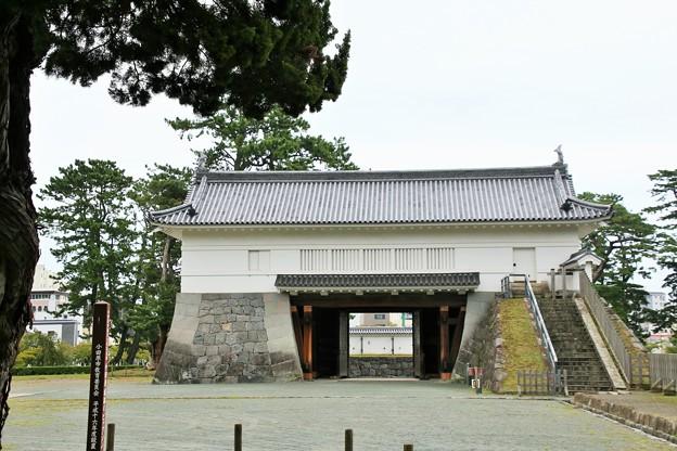 IMG_0632 小田原城銅門