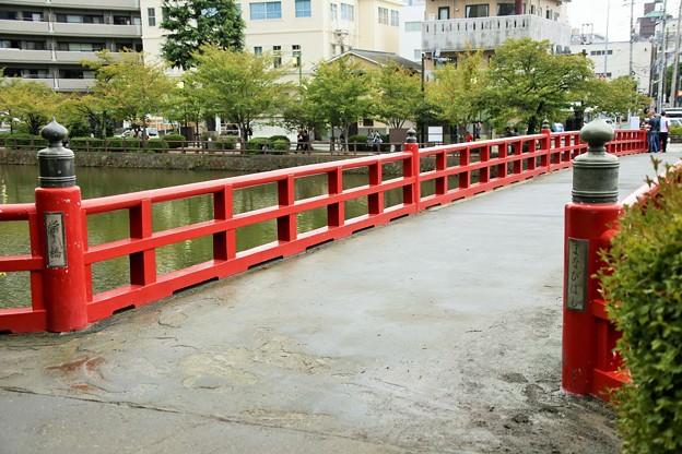 IMG_0655 学橋(小田原城側から市街地の眺め)