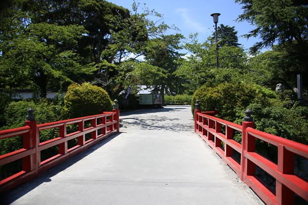IMG_3228 学橋(市街地から小田原城への道)