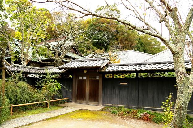 IMG_1139 東慶寺の書院前の庭