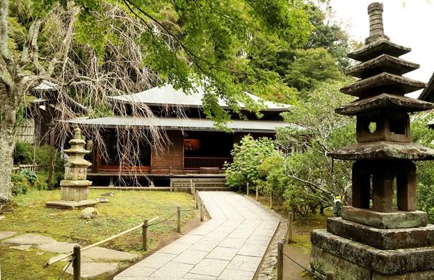 IMG_1156 東慶寺本堂全景