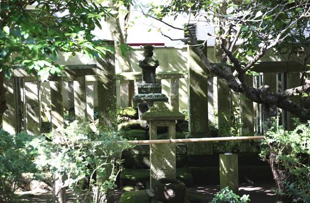 IMG_2073 明月院・北条時頼公墓所