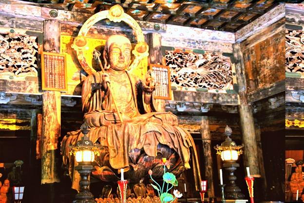 IMG_1466 建長寺・地蔵菩薩坐像(仏殿安置)
