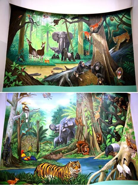 IMG_4664  多摩動物公園インフォメーションセンター&休憩所ー2