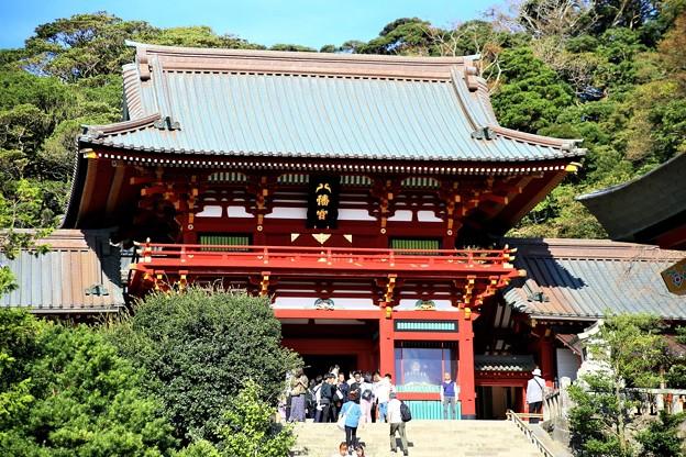 IMG_2251 鶴岡八幡宮・本宮(上宮)