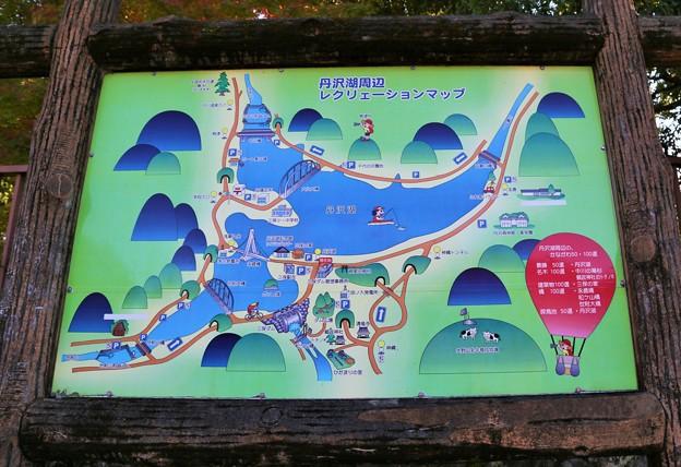 IMG_5787 丹沢湖周辺マップ