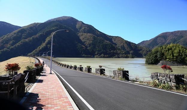 IMG_5670 三保ダムへの道路