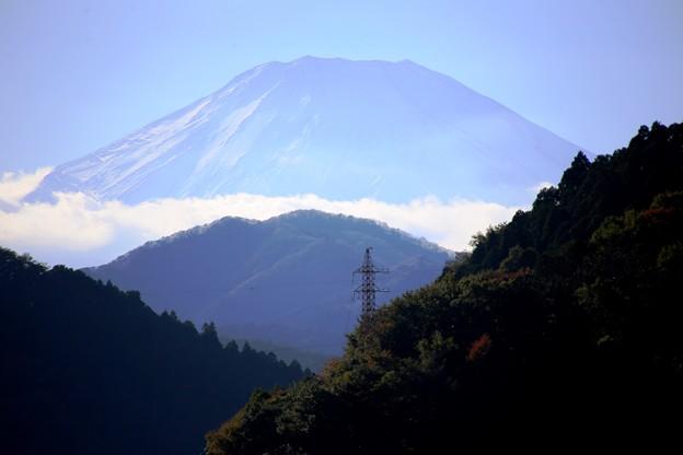IMG_5807 富士山、「有るよ!」  (場所に因りますが・・・)
