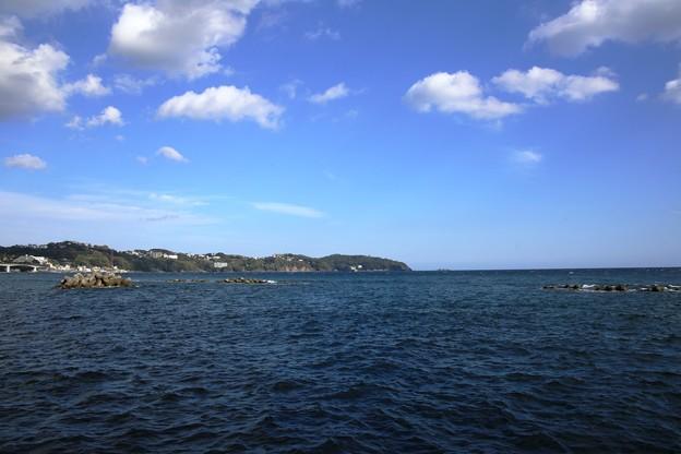 IMG_6382 海を見ていた午後・真鶴半島