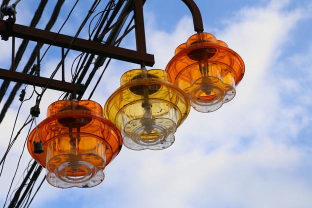 IMG_6386 湯河原・商店街の灯